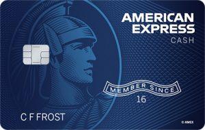 cash magnet american express